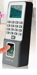 Finger Print Door Access Control