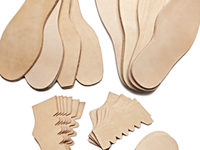 VEGETABLE TANNED SOLE LEATHER