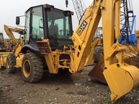 famous brand JCB 3CX Backhoe Loader ,3CX Used Backhoes with good price