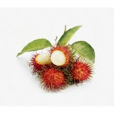 THAI RAMBUTAN FREEZE DRIED NO SUGAR