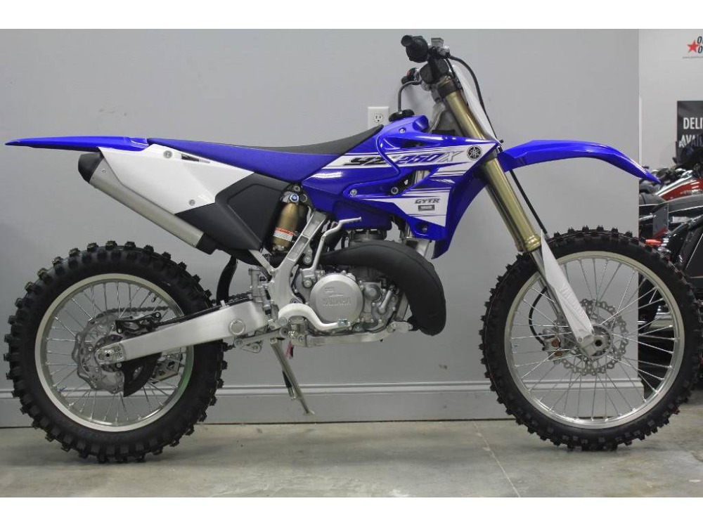 Best Price For Used 2016 YZ250X Dirt Bike