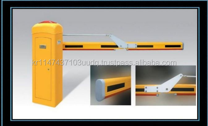 Automatic electric barrier gate smart car parking system