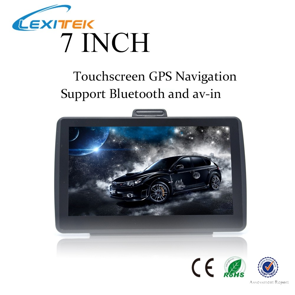 7 inch windows ce car gps navigation wince navigator