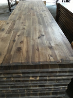 Acacia wood Finger joined board/Kitchen worktops/Counter Top/benchtop
