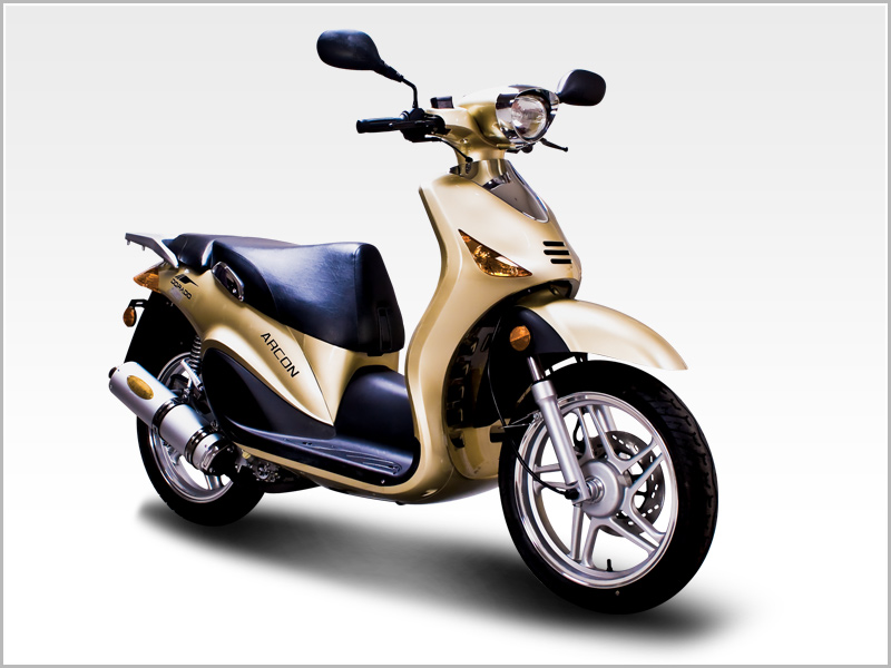 Dorado Motorcycles ARCON
