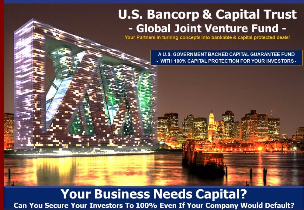 Your Business Needs Capital?