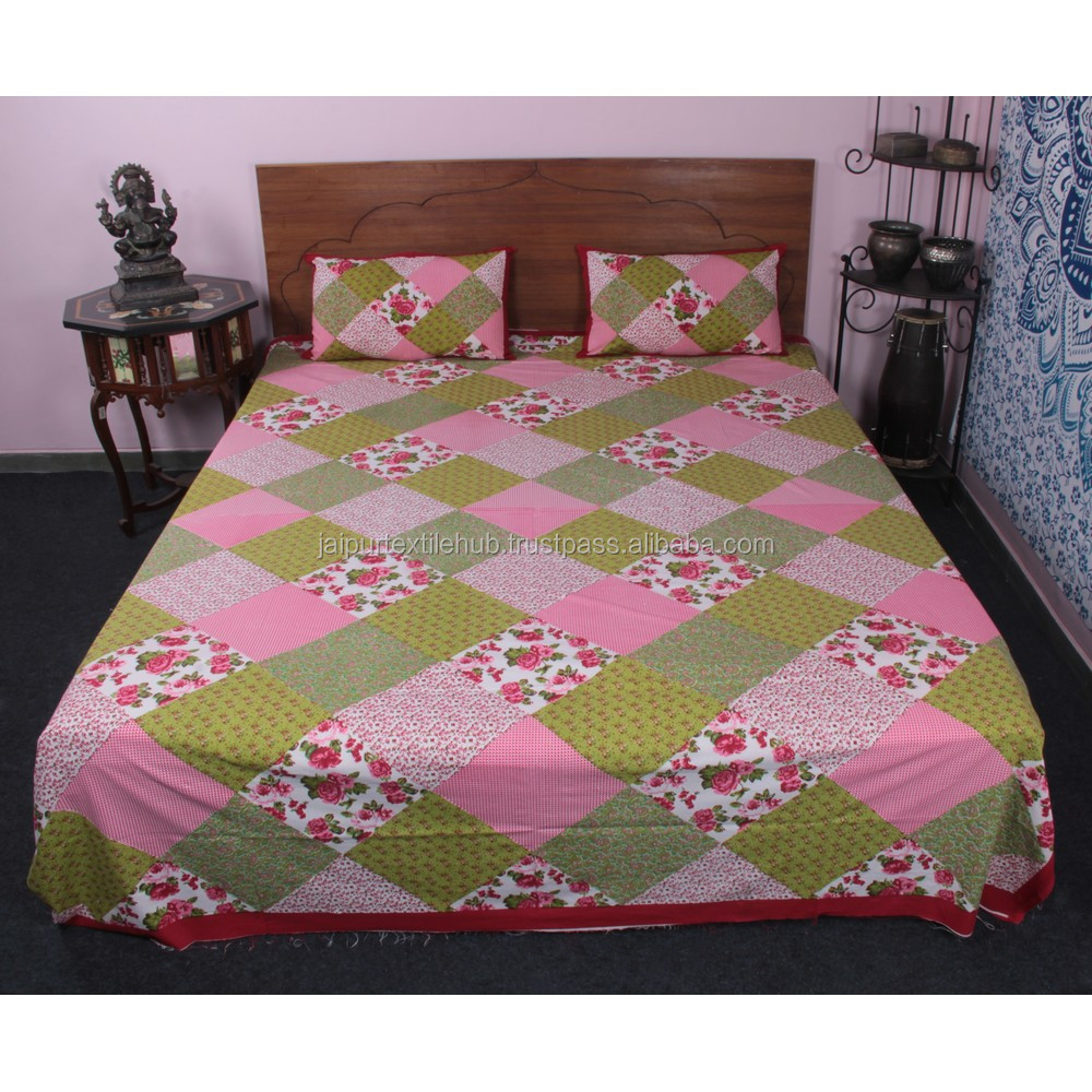 Bed sheets designs patchwork - India Patchwork Bed Sheet Designs India Patchwork Bed Sheet Designs Manufacturers And Suppliers On Alibaba Com