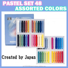Colorful and Functional color chalk with 48 color set at reasonable price