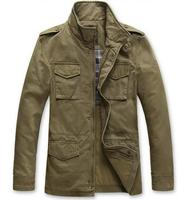 Pakistan Produce Military Style Fashion Cotton Jacket