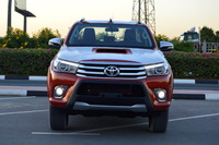 2016 Model Toyota Hilux Revo Double Cab Pickup