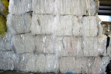 LDPE Film Grade Roll Recycled Plastic Scrap in 99/1 Bales