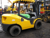 used komatsu 5t forklift new arrived originally japan made hot sale in china