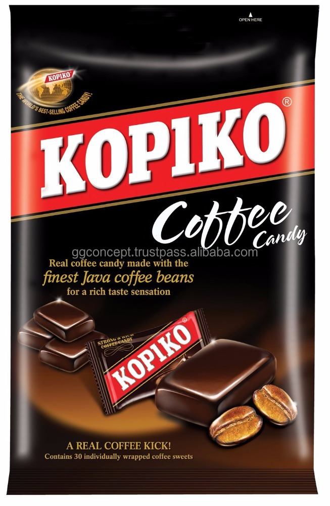 Kopiko Coffee Candy 150g Bag