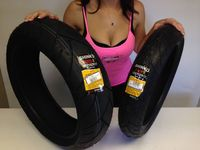 High Quality Wholesale Rubber Motorcycle Tyre 5.0-12