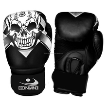 100 % Full customize Highest Quality Leather Printed Boxing Gloves