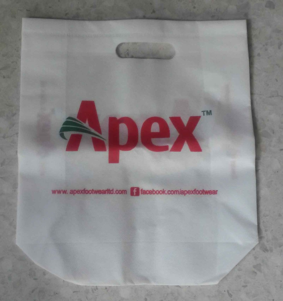 Recyclable reusable pp non woven bag for promotion