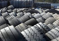 New and used car tyres from Japan and China