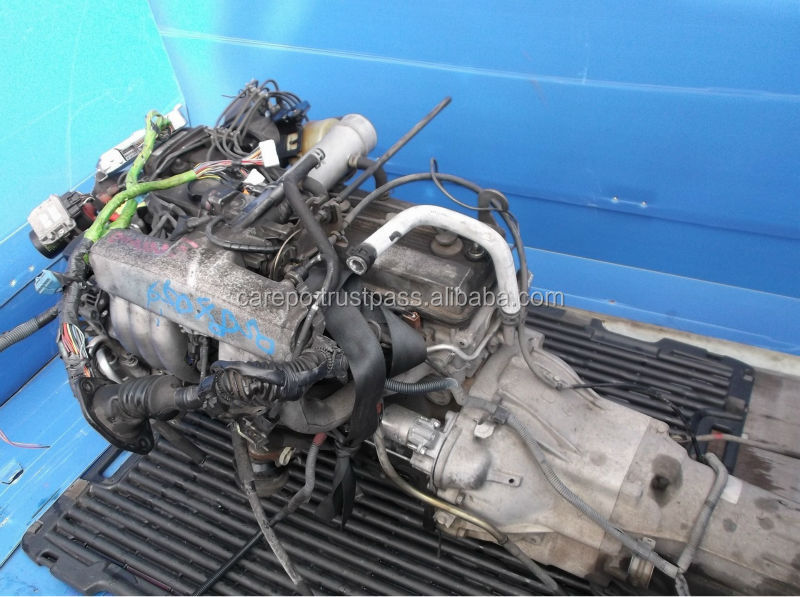 USED ENGINE 1G FOR TOYOTA CROWN