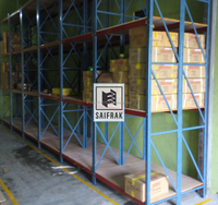 Heavy Duty Steel Racks for Shops, Factories, Etc.