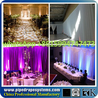 RK used wedding tent for sale economic pipe drapes backdrop