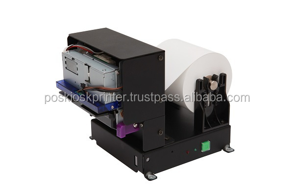 KIOSK THERMAL PRINTER for 60mm(2inch)~81mm(3inch) with LED BUZZLE Receipt Printer