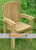 Teak Outdoor Furniture - Stacking Chair