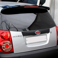 [ONZIGOO] KIA New Morning / Picanto - LED Glass Wing Roof Spoiler (no.0081)