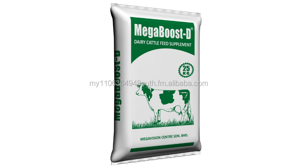 Dairy Cattle Feed Supplement - MegaBoost-D