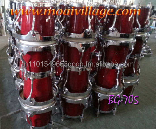Latin America Percussion Bongos Drum