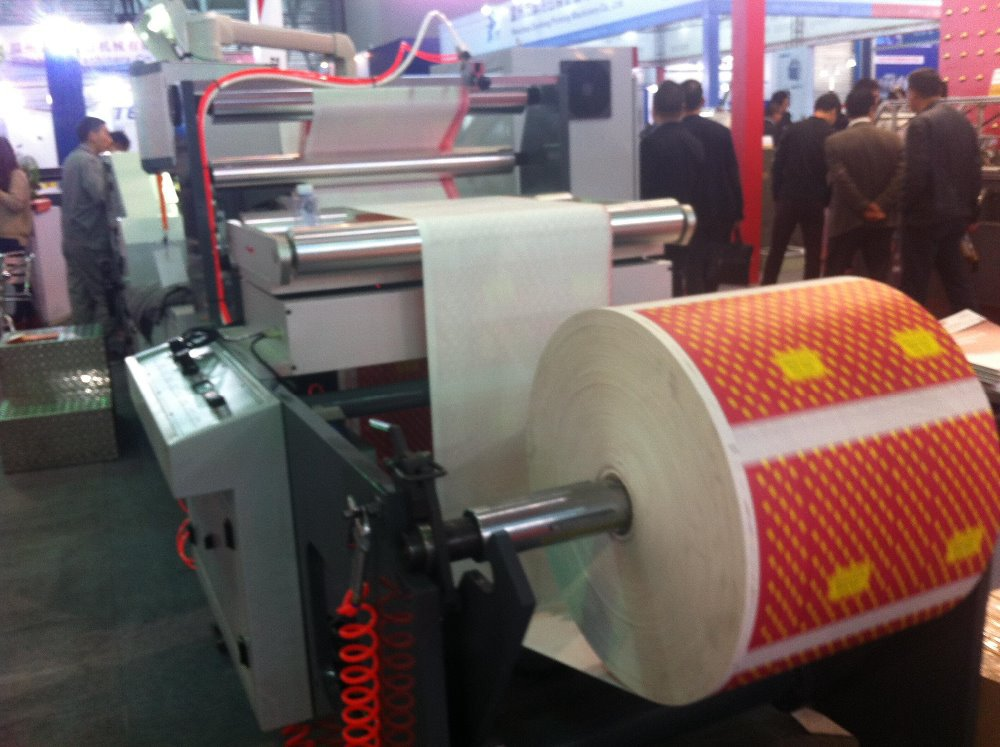 CY180 Automatic Square Bottom Paper Bag Making Machine
