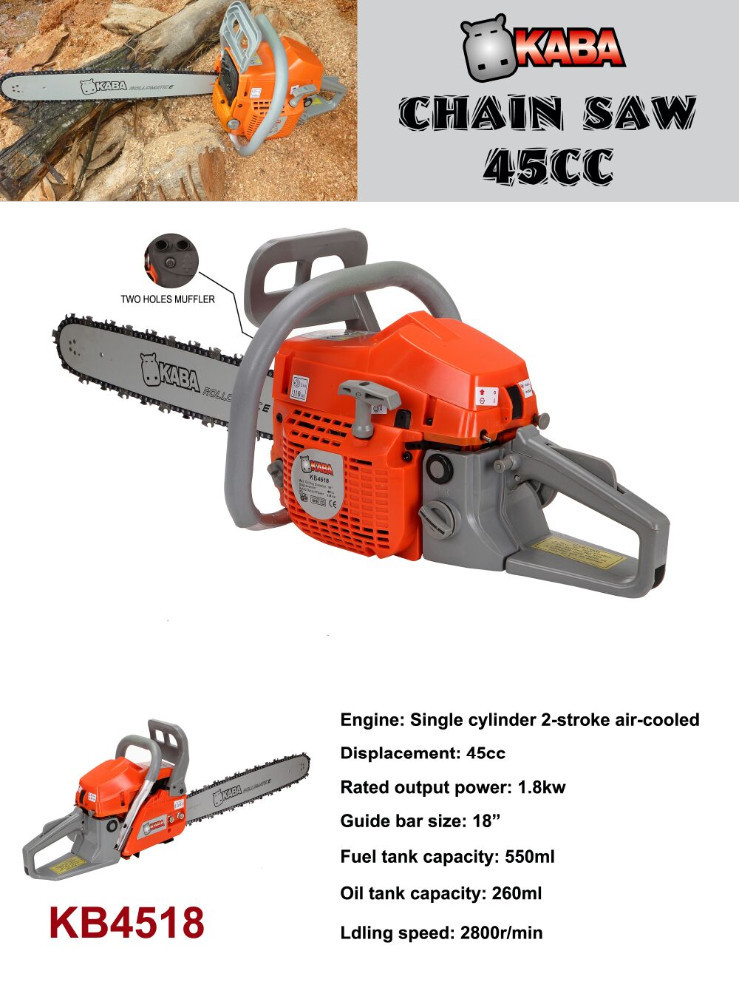 chainsaw KB4518