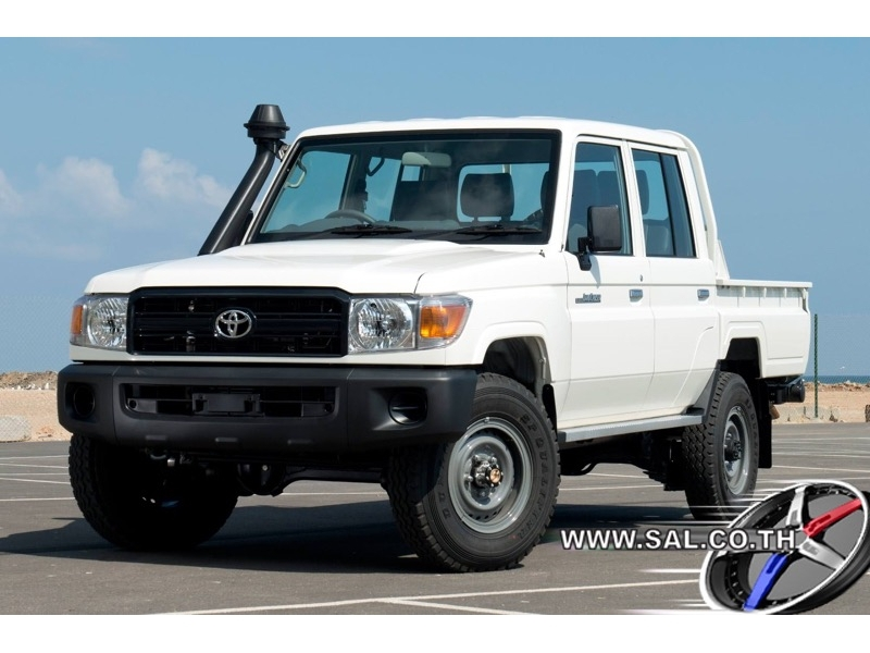 2016 TOYOTA LAND CRUISER PICK UP DOUBLE CAB 4.2L DIESEL - HZJ79L- DKMRSV
