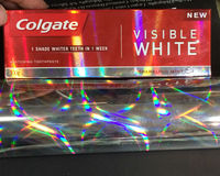 Rainbow holographic 3d Polyester Film