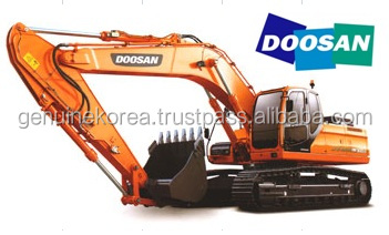 DOOSAN EXCAVATOR ENGINE SPARE PARTS
