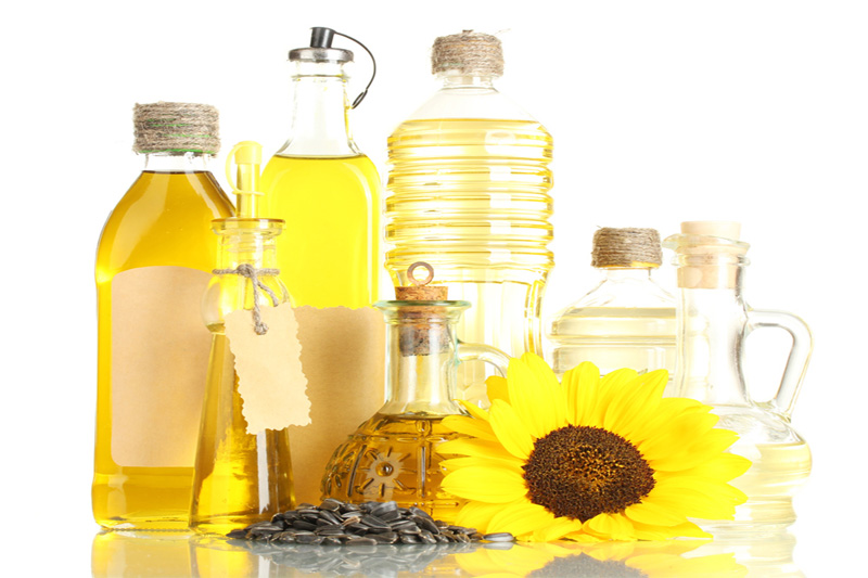 Vergitable Oils,Refined Edible Cooking Oil Sunflower &Amp; Soyabean