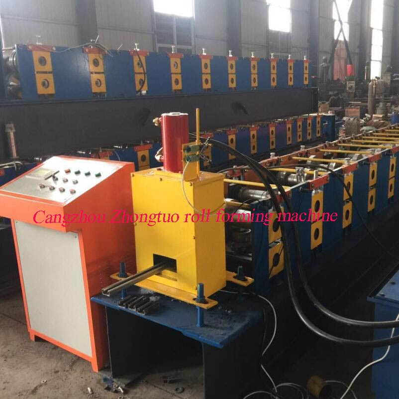 Stand-alone power roof top system machine automatic Solar photovolta Stand Roll Forming Machine