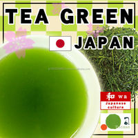 Healthy japanese green tea brands organic with JAS certification