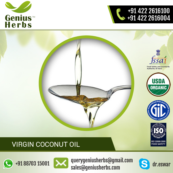 Excellent Quality Coconut Oil from Bulk Seller