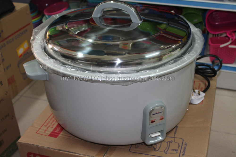Malaysia Electric rice cooker for commercial 10 liter for 50 pax. NEXT DAY DELIVERY!