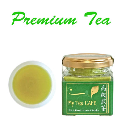 High quality Japanese instant tea Premium Instant Sencha green tea 30g