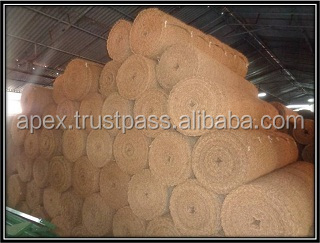 Woven Erosion Netting Of Coir Buy Coco Fiber Geotextile