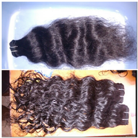 High quality no chemical processed indian hair extension.No process virgin indian deep curly hair,shedding and tangle free hair