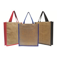 50pcs Jute Carrier Bag (B0076)