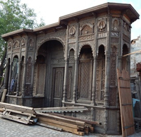 ARCHITECTURAL CARVED FRONT ELEVATION DOOR FROM JODHPUR