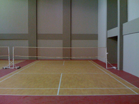 PVC FLOORING MULTI-PURPOSE SPORTS