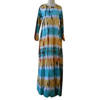 Gamis Combed Tie Dye 11