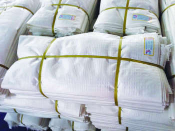 PP woven bag, PP bag 50kg for rice, sugar, corn, Food, high quality and low price