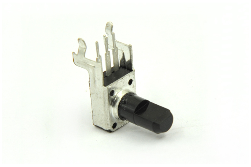 China made horizontal type potentiometer carbon film potentiometer