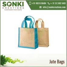 2015 New launched Tote Jute Bags for Bangladesh Market