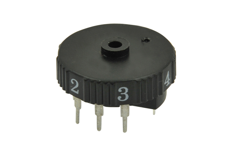 plastic potentiometer switch vertical type